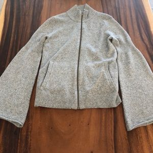Treasure&Bond sweater with bell sleeves